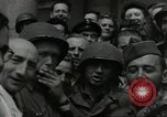 Image of United States soldiers Cherbourg Normandy France, 1944, second 30 stock footage video 65675061282