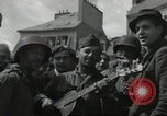 Image of United States soldiers Cherbourg Normandy France, 1944, second 37 stock footage video 65675061282