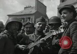 Image of United States soldiers Cherbourg Normandy France, 1944, second 38 stock footage video 65675061282