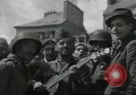 Image of United States soldiers Cherbourg Normandy France, 1944, second 39 stock footage video 65675061282