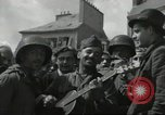 Image of United States soldiers Cherbourg Normandy France, 1944, second 41 stock footage video 65675061282