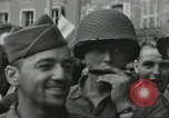 Image of United States soldiers Cherbourg Normandy France, 1944, second 50 stock footage video 65675061282