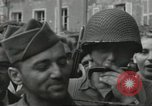 Image of United States soldiers Cherbourg Normandy France, 1944, second 60 stock footage video 65675061282