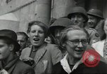 Image of United States soldiers Cherbourg Normandy France, 1944, second 62 stock footage video 65675061282