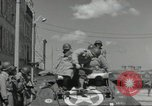 Image of United States soldiers Cherbourg Normandy France, 1944, second 48 stock footage video 65675061283