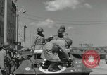Image of United States soldiers Cherbourg Normandy France, 1944, second 49 stock footage video 65675061283