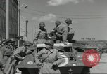 Image of United States soldiers Cherbourg Normandy France, 1944, second 51 stock footage video 65675061283