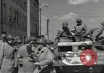 Image of United States soldiers Cherbourg Normandy France, 1944, second 52 stock footage video 65675061283