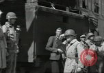 Image of United States soldiers Cherbourg Normandy France, 1944, second 54 stock footage video 65675061283