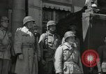 Image of United States soldiers Cherbourg Normandy France, 1944, second 57 stock footage video 65675061283
