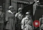 Image of United States soldiers Cherbourg Normandy France, 1944, second 61 stock footage video 65675061283