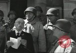 Image of United States soldiers Cherbourg Normandy France, 1944, second 62 stock footage video 65675061283