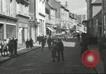 Image of Allied troops Normandy France, 1944, second 51 stock footage video 65675061286