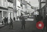 Image of Allied troops Normandy France, 1944, second 53 stock footage video 65675061286