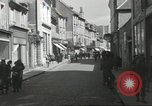 Image of Allied troops Normandy France, 1944, second 58 stock footage video 65675061286
