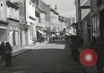 Image of Allied troops Normandy France, 1944, second 59 stock footage video 65675061286
