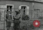 Image of United States soldiers Colleville-sur-Mer Normandy France, 1944, second 10 stock footage video 65675061288