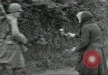 Image of United States soldiers Colleville-sur-Mer Normandy France, 1944, second 26 stock footage video 65675061288