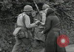 Image of United States soldiers Colleville-sur-Mer Normandy France, 1944, second 27 stock footage video 65675061288