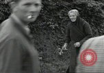 Image of United States soldiers Colleville-sur-Mer Normandy France, 1944, second 31 stock footage video 65675061288