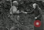 Image of United States soldiers Colleville-sur-Mer Normandy France, 1944, second 33 stock footage video 65675061288