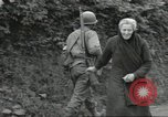Image of United States soldiers Colleville-sur-Mer Normandy France, 1944, second 34 stock footage video 65675061288