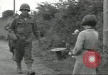 Image of United States soldiers Colleville-sur-Mer Normandy France, 1944, second 37 stock footage video 65675061288