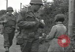 Image of United States soldiers Colleville-sur-Mer Normandy France, 1944, second 40 stock footage video 65675061288