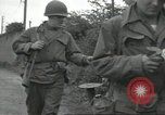 Image of United States soldiers Colleville-sur-Mer Normandy France, 1944, second 42 stock footage video 65675061288