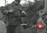 Image of United States soldiers Colleville-sur-Mer Normandy France, 1944, second 43 stock footage video 65675061288