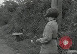 Image of United States soldiers Colleville-sur-Mer Normandy France, 1944, second 46 stock footage video 65675061288