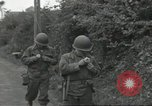 Image of United States soldiers Colleville-sur-Mer Normandy France, 1944, second 52 stock footage video 65675061288
