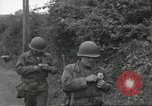 Image of United States soldiers Colleville-sur-Mer Normandy France, 1944, second 53 stock footage video 65675061288