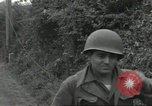 Image of United States soldiers Colleville-sur-Mer Normandy France, 1944, second 56 stock footage video 65675061288