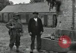 Image of United States soldiers Colleville-sur-Mer Normandy France, 1944, second 30 stock footage video 65675061290