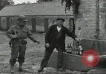 Image of United States soldiers Colleville-sur-Mer Normandy France, 1944, second 33 stock footage video 65675061290