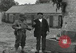 Image of United States soldiers Colleville-sur-Mer Normandy France, 1944, second 34 stock footage video 65675061290