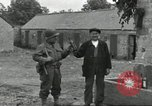 Image of United States soldiers Colleville-sur-Mer Normandy France, 1944, second 35 stock footage video 65675061290