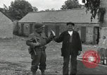 Image of United States soldiers Colleville-sur-Mer Normandy France, 1944, second 36 stock footage video 65675061290
