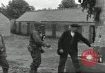 Image of United States soldiers Colleville-sur-Mer Normandy France, 1944, second 38 stock footage video 65675061290