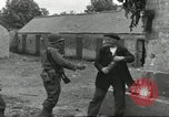 Image of United States soldiers Colleville-sur-Mer Normandy France, 1944, second 39 stock footage video 65675061290
