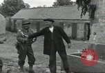 Image of United States soldiers Colleville-sur-Mer Normandy France, 1944, second 41 stock footage video 65675061290