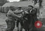 Image of United States soldiers Colleville-sur-Mer Normandy France, 1944, second 42 stock footage video 65675061290