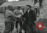 Image of United States soldiers Colleville-sur-Mer Normandy France, 1944, second 43 stock footage video 65675061290