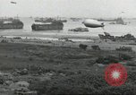 Image of United States soldiers Colleville-sur-Mer Normandy France, 1944, second 57 stock footage video 65675061290