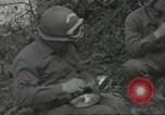 Image of D-Day burial ceremony Colleville-sur-Mer Normandy France, 1944, second 46 stock footage video 65675061293