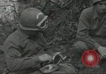 Image of D-Day burial ceremony Colleville-sur-Mer Normandy France, 1944, second 49 stock footage video 65675061293