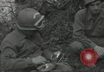 Image of D-Day burial ceremony Colleville-sur-Mer Normandy France, 1944, second 50 stock footage video 65675061293