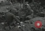 Image of D-Day burial ceremony Colleville-sur-Mer Normandy France, 1944, second 51 stock footage video 65675061293