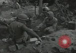 Image of D-Day burial ceremony Colleville-sur-Mer Normandy France, 1944, second 53 stock footage video 65675061293